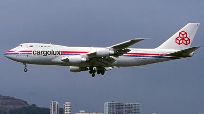 LX-ACV - Boeing 747-271C(SCD) - Cargolux Airlines International