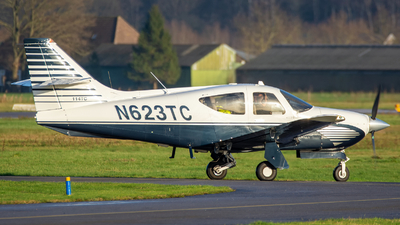 N623TC - Rockwell Commander 114TC - Private