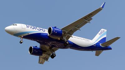 VT-ITG - Airbus A320-271N - IndiGo Airlines