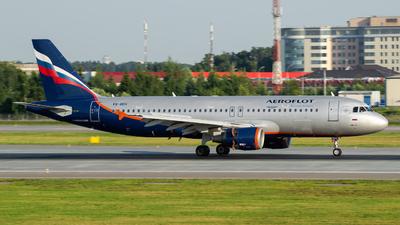 A picture of VQBEH - Airbus A320214 - Aeroflot - © Anna Timofeeva