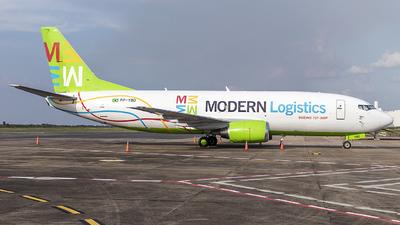 PP-YBD - Boeing 737-3Y0(SF) - Modern Logistics