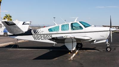 N6260V - Beechcraft V35 Bonanza - Private