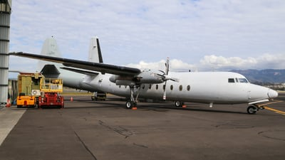 VH-TQN - Fokker F27-600 Friendship - Private