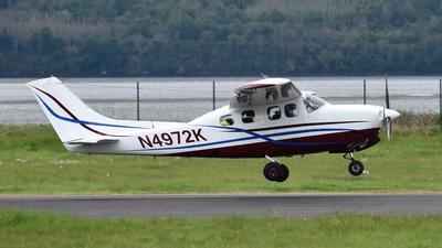 N4972K - Cessna P210N Pressurized Centurion II - Private