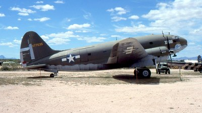 44-77635 - Curtiss C-46D Commando - United States - US Army Air Force (USAAF)
