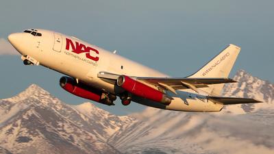 N322DL - Boeing 737-232(Adv)(F) - Northern Air Cargo (NAC)