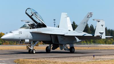 166973 - Boeing F/A-18F Super Hornet - United States - US Navy (USN)