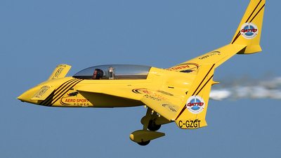 C-GZGT - Rutan Vari-Eze - Private