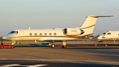 A picture of XARCM - Gulfstream IV - [1081] - © jeremy denton