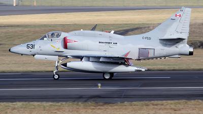 C-FGZI - McDonnell Douglas A-4N Skyhawk - Discovery Air