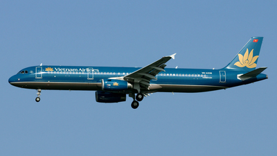 VN-A336 - Airbus A321-231 - Vietnam Airlines