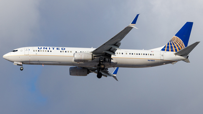 A picture of N61882 - Boeing 737924(ER) - United Airlines - © Martin Pinnau