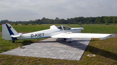 D-KIET - Scheibe SF.25C-TL Rotax-Falke - Private