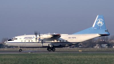UR-11315 - Antonov An-12B - Antonov Airlines