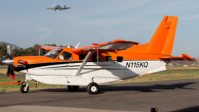 N115KQ - Quest Aircraft Kodiak 100 - Private