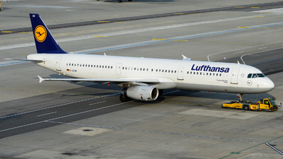 D-AISW - Airbus A321-231 - Lufthansa