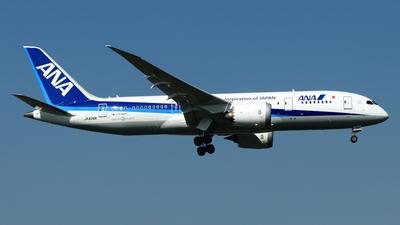 JA828A - Boeing 787-8 Dreamliner - All Nippon Airways (ANA)