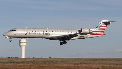 N710PS - Bombardier CRJ-701 - American Eagle (PSA Airlines)