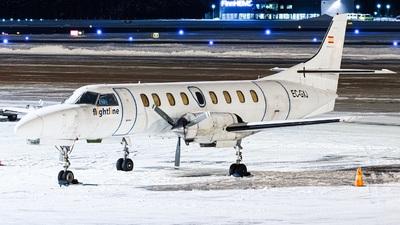 A picture of ECGXJ - Fairchild Swearingen Metroliner - Flightline - © Rasmus Läikkö | efhkplanes