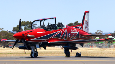 A54-033 - Pilatus PC-21 - Australia - Royal Australian Air Force (RAAF)