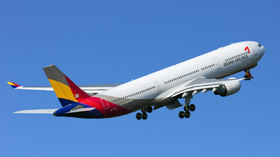 HL7740 - Airbus A330-323 - Asiana Airlines