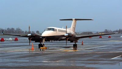 OY-CVW - Beechcraft B300 King Air 350 - Private