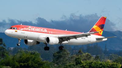 N567AV - Airbus A320-214 - Avianca