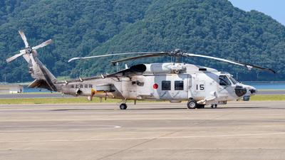 8415 - Mitsubishi SH-60K - Japan - Maritime Self Defence Force (JMSDF)
