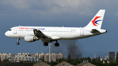 A picture of B2229 - Airbus A320214 - China Eastern Airlines - © LaiLai
