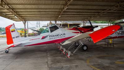 HC-BRX - Cessna T188C Ag Husky - Fumicar