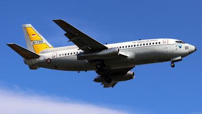 AI-7301 - Boeing 737-2X9(Adv) Surveiller - Indonesia - Air Force