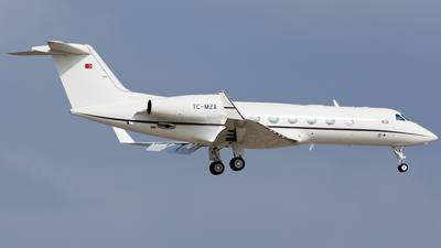 TC-MZA - Gulfstream G450 - Zorlu Air