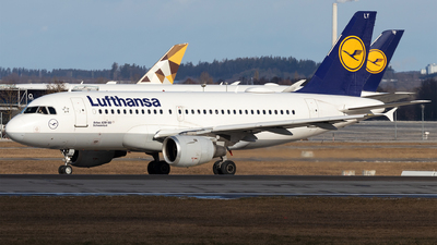 A picture of DAILY - Airbus A319114 - Lufthansa - © Moritz Babl
