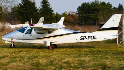 A picture of SPPOL - Tecnam P2006T - [] - © Eryk Strzala