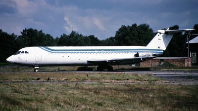 G-IIIH - British Aircraft Corporation BAC 1-11 Series 518FG - European Aviation (EAL)