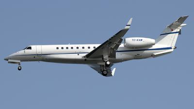TC-KAM - Embraer ERJ-135BJ Legacy 650 - TAV Aviation