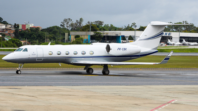 PR-CBK - Gulfstream G450 - Icon Aviation