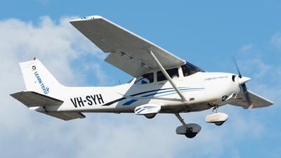 VH-SYH - Cessna 172R Skyhawk II - Learn To Fly Australia
