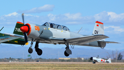 N294TR - Nanchang CJ-6A - Private