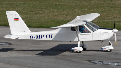 D-MPTH - Tecnam P92 Echo - Private
