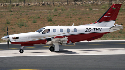 ZS-THV - Socata TBM-700B - Private