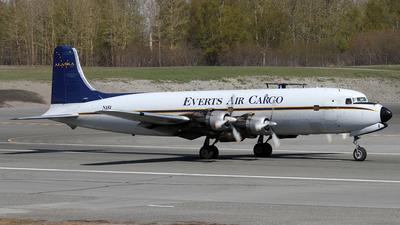 N151 - Douglas DC-6B - Everts Air Cargo