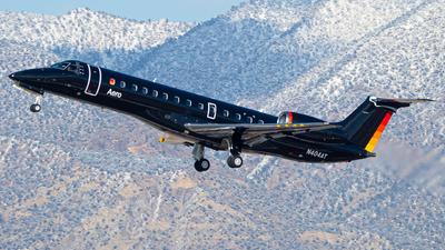 N404AT - Embraer ERJ-135LR - Aero