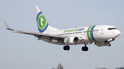 PH-XRZ - Boeing 737-7K2 - Transavia Airlines