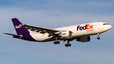 N686FE - Airbus A300F4-605R - FedEx