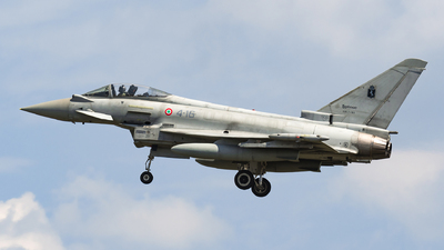 MM7285 - Eurofighter Typhoon EF2000 - Italy - Air Force