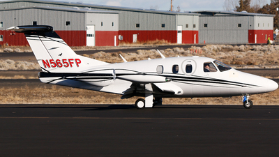 N565FP - Eclipse Aviation Eclipse 500 - Private