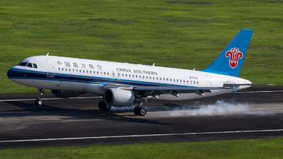 A picture of B6251 - Airbus A320214 - China Southern Airlines - © Sebastian Shen
