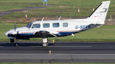 A picture of GBPYR - Piper PA31 Navajo -  - © Ian Howat