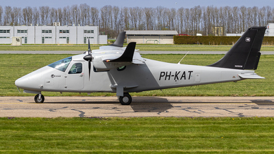 PH-KAT - Tecnam P2006T -  Kavel 10 Aerial Survey